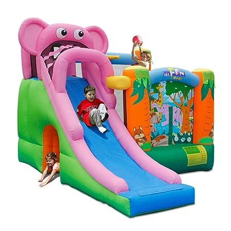Castillos hinchables Juegos para Niños Y Niñas Tobogán para ...