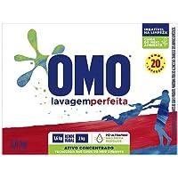Lava-Roupas em Pó Omo Lavagem Perfeita Caixa 1,6Kg, Omo, 1.6 Kg
