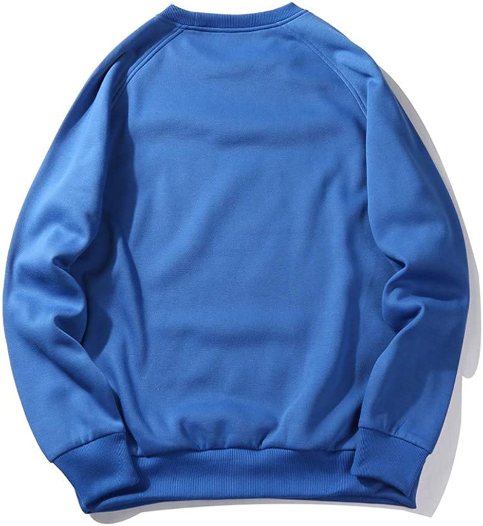 SPE969 Casual Solid Color Couple Sweater Mens Autumn and Winter Fashion Trend