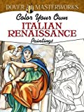 Best Dover Coloring - Dover Masterworks: Color Your Own Italian Renaissance Paintings Review