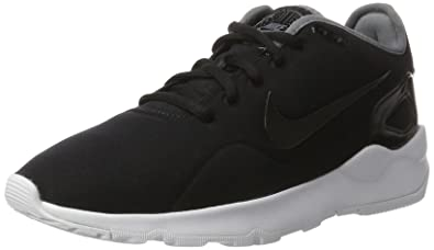 wholesale dealer 5626a ac92e Nike Women s LD Runner Lw Running Shoe Black Black-Cool Grey-White 6