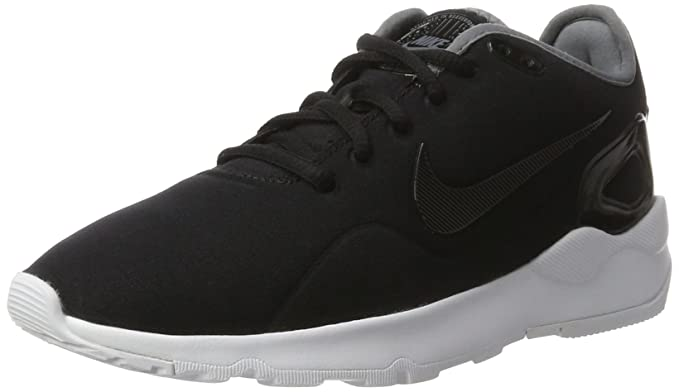 f257bfb7ec7 Nike Women s LD Runner Lw Running Shoe Black Black-Cool Grey-White 6