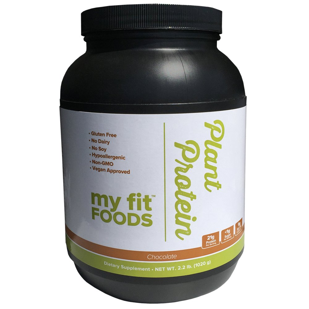 Nature S Food Plant Based Chocolate Fit Protein