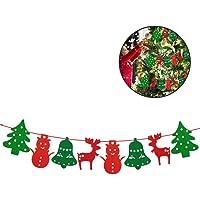 Banderines de Navidad Banderín, Árbol de Navidad