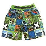 ninja turtles boys bathing suit - Royal Boys Boys Ninja Turtle Swim Trunks (4) …