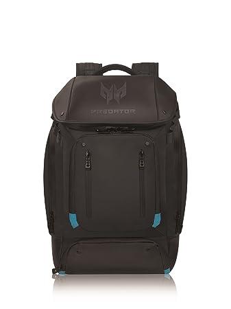 Acer Predator portátil Gaming Utilidad Mochila (Negro y Azul): Amazon.es: Informática