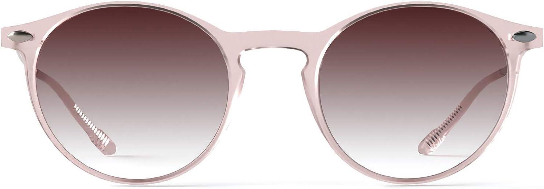 Protezione di categoria 3 NOOZ Occhiali da sole polarizzati per uomo e donna con custodia compatta collezione CRUZ