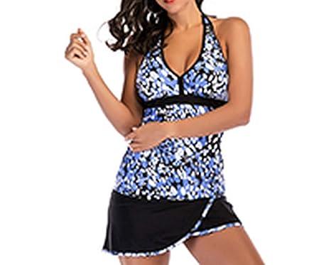 f9bba5291a Glad You Came Plus Size Swimwear Women Tankini Sets Large Size Print Push  Up Swimsuit Backless