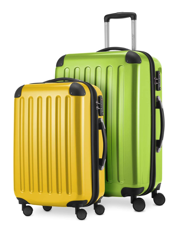 65 cm 116 L Multicolore HAUPTSTADTKOFFER Sets de bagages