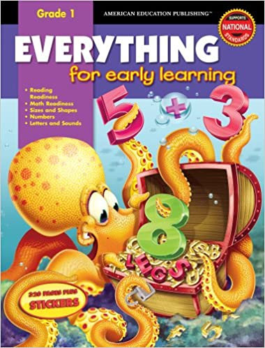 Everything for Early Learning, Grade 1: American Education ...