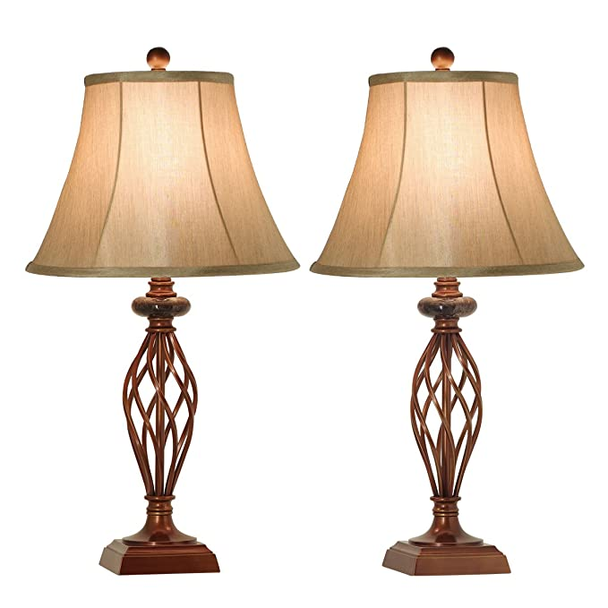 Review Table Lamp Set of