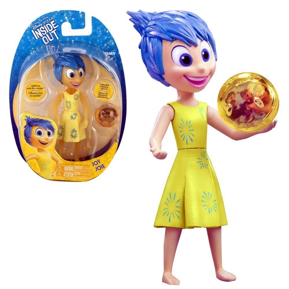 Amazon.es: TOMY Inside out Disney Pixar - Figura Carácter guardato ...