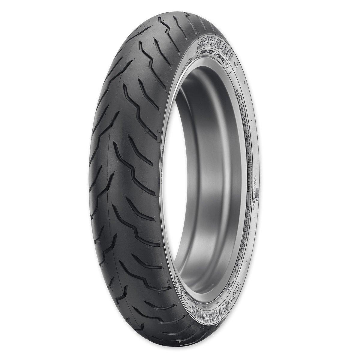 Dunlop American Elite Front Motorcycle Tires - 130/60B-19 31AE-15