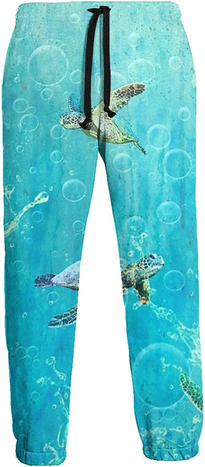 Inaayayi - Pantalones de chándal para Hombre, diseño de Tortugas ...
