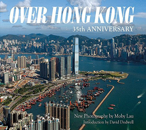 The first volume in the Over Hong Kong series was published in 1982. The photographer, Lew Roberts, had spent more than 100 hours of flying capturing the secret faces of Hong Kong. Very few people had seen those astonishing vistas, so here, in one...