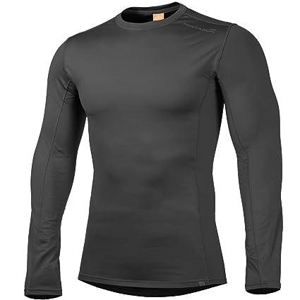Pentagon Hombres Pindos 2.0 Termal Camisa Negro: Amazon.es: Ropa y ...