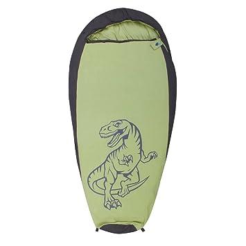 10T Outdoor Equipment 10T T Saco de Dormir de la Momia de los niños, Verde