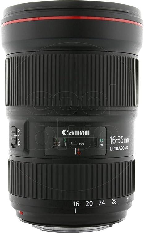 Canon EF 16-35mm f/2.8L III USM: Amazon.es: Electrónica