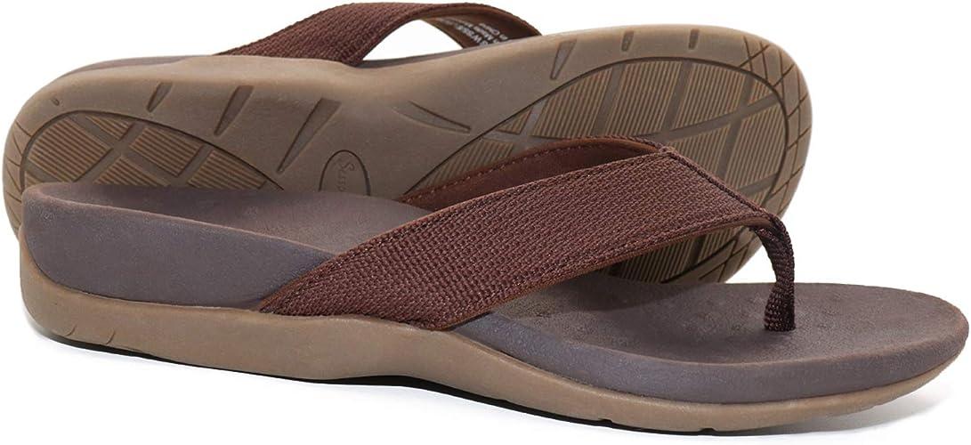 Women Orthotic Thong Flip Flops Toe