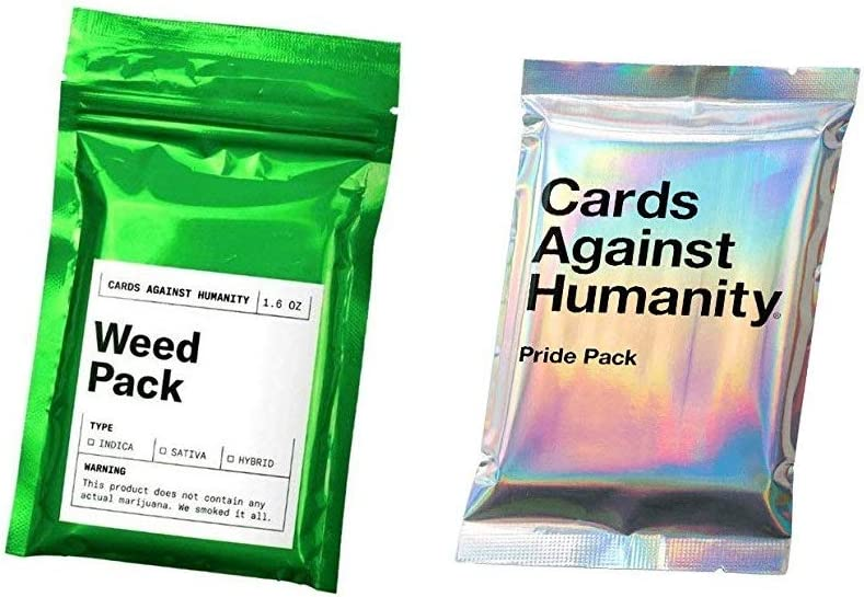 Cards against humanity Weed Expansion pack. Genuine Expansion