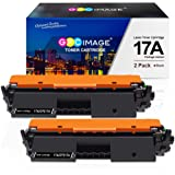 GPC Image Compatible Toner Cartridge Replacement for HP 17A CF217A Toner to use with Laserjet Pro M102w M130nw M130fw…