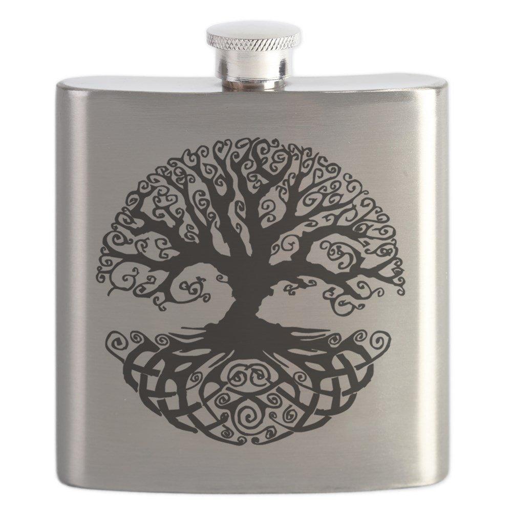 人気商品は CafePress – Tree of B01IUFMI0Q Life – – ステンレススチールフラスコ、6オンスDrinkingフラスコ Life B01IUFMI0Q, お洒落Mama:67e3a3f4 --- a0267596.xsph.ru
