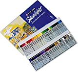 Sakura ESP50 50-Piece Cray-Pas Specialist Assorted Colors Oil Pastel Set, 2 Sets