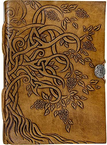Handmade Genuine Leather Notebook Journal product image