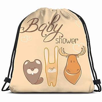 Amazon Com Baby Shower Invitation Card Template