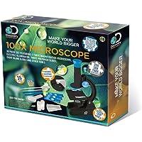 Discovery Adventures 100X Microscope (36pc)