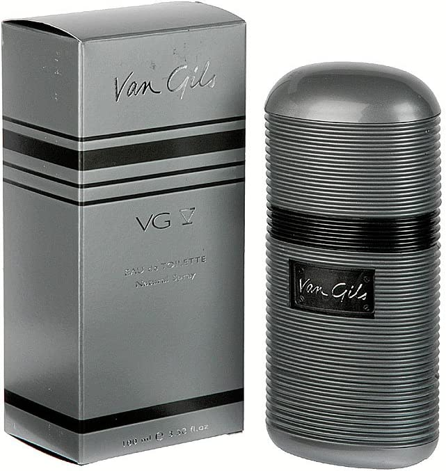 Van Gils VG HommeMan, eau de toilette, vaporisateurSpray