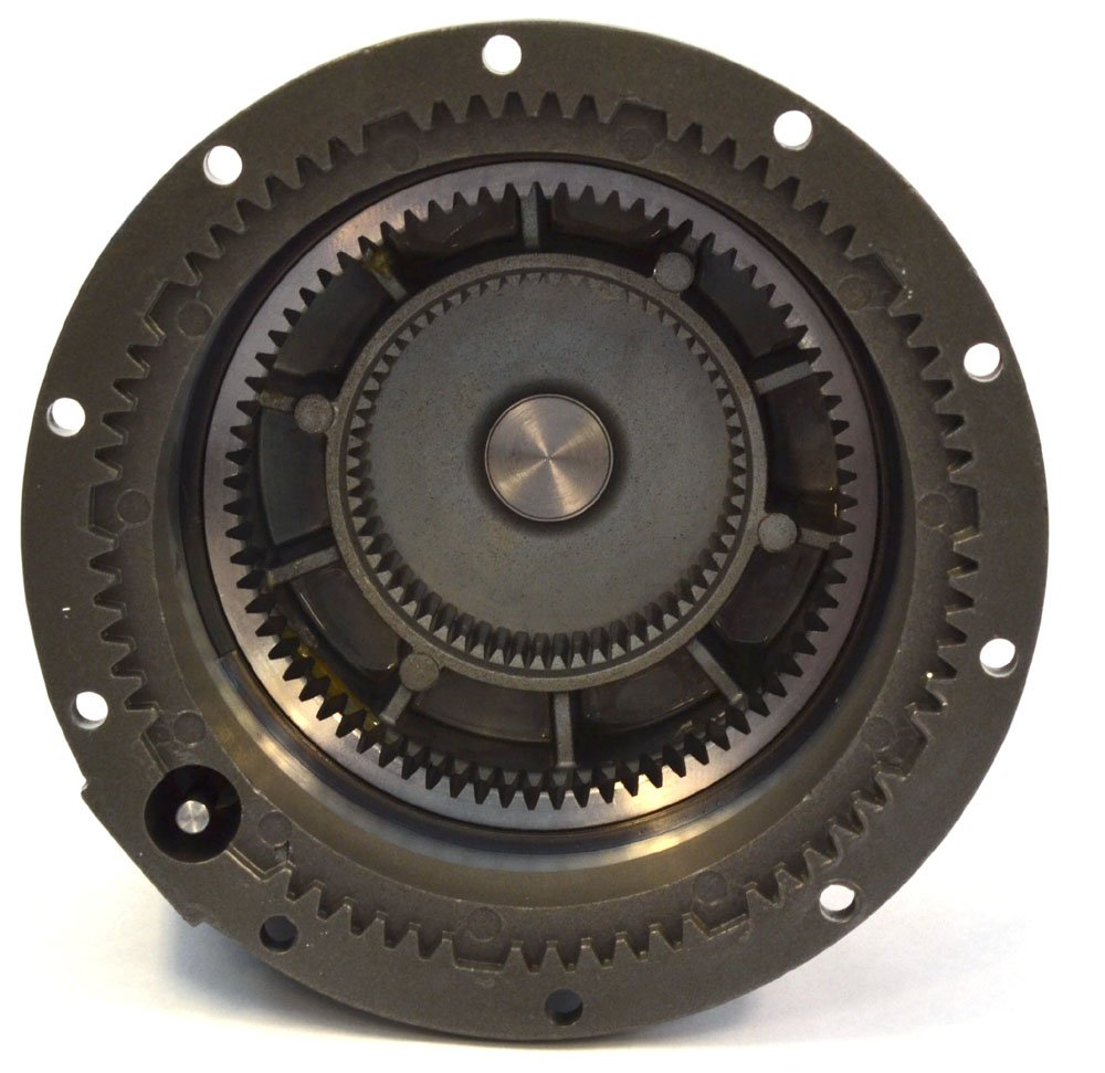 Warn 62797 Gear Housing Assembly with Clutch Plug
