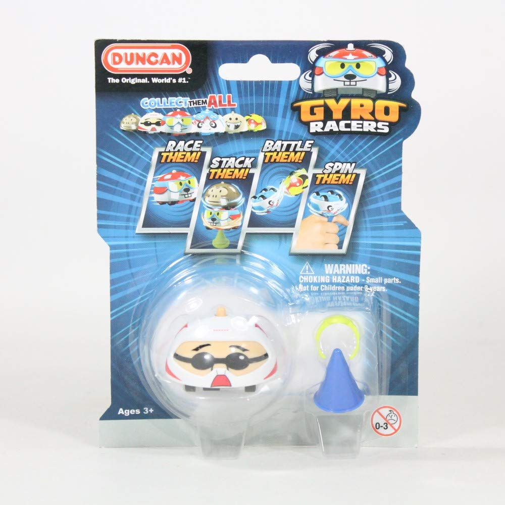 Duncan Gyro Racers Battle Spin Collect Them All Boy Stack Race