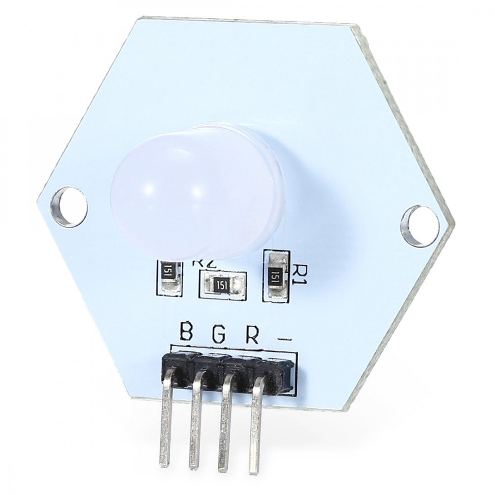 Module Lampe Arduino Full Color Pour Cathode Projets Led Rgb 10mm 1JFKlTc