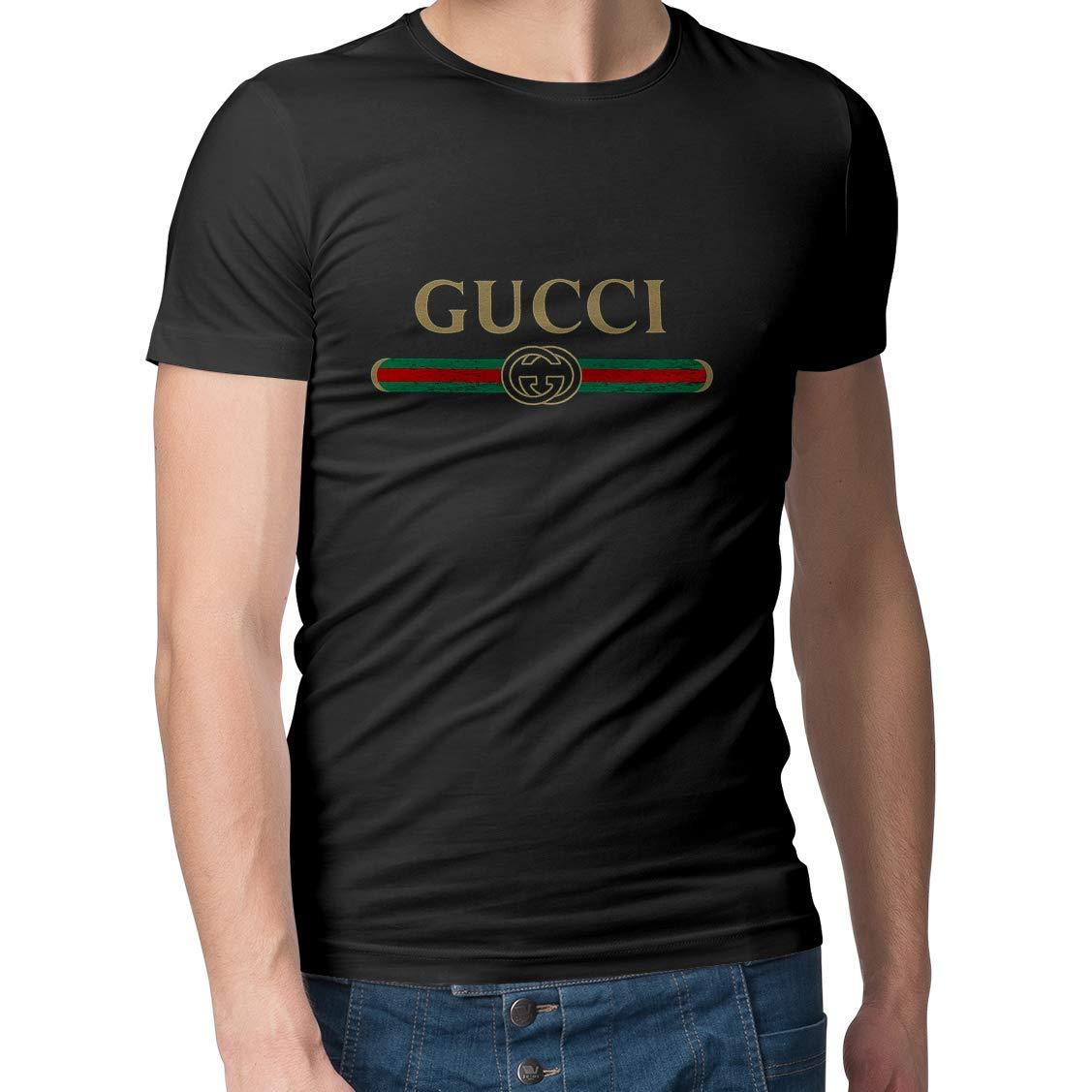 e59c6b42d Amazon.com: Fashion Gucci - Gucci Shirt Logo: Clothing