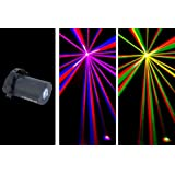 ADJ TRI GEM LED-Effektstrahler mit 3 LEDs