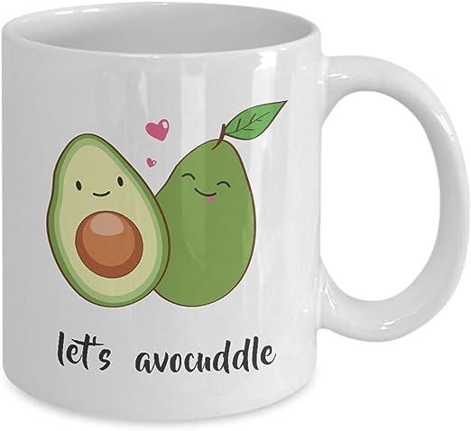 Avocado Coffee Sleeve