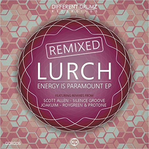 Energy Is Paramount Ep Remixed