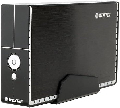 Woxter I-CASE 345N - Caja de disco duro: Amazon.es: Informática