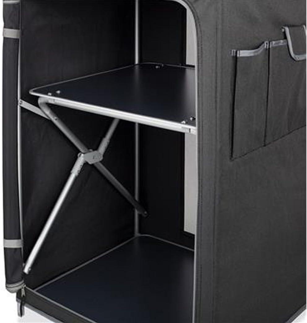 Juego de 2 – Cocina de camping robusta, estable, con ...