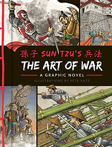 The Art of War: A Graphic - Comic Classic Art