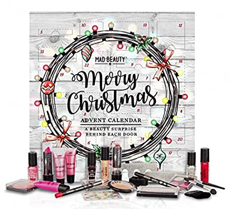 Mad Beauty Christmas Advent Calendar