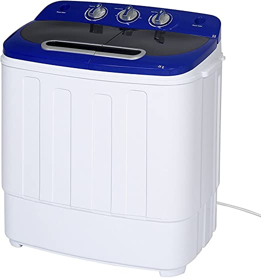 Display4top lavatrice mini lavatrice capacità 4,2 kg acqua e risparmio energetico