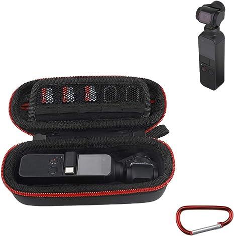 Tineer Mini Bolsa de Almacenamiento portátil para Estuche portátil dji Osmo Pocket Handheld Gimbal: Amazon.es: Electrónica