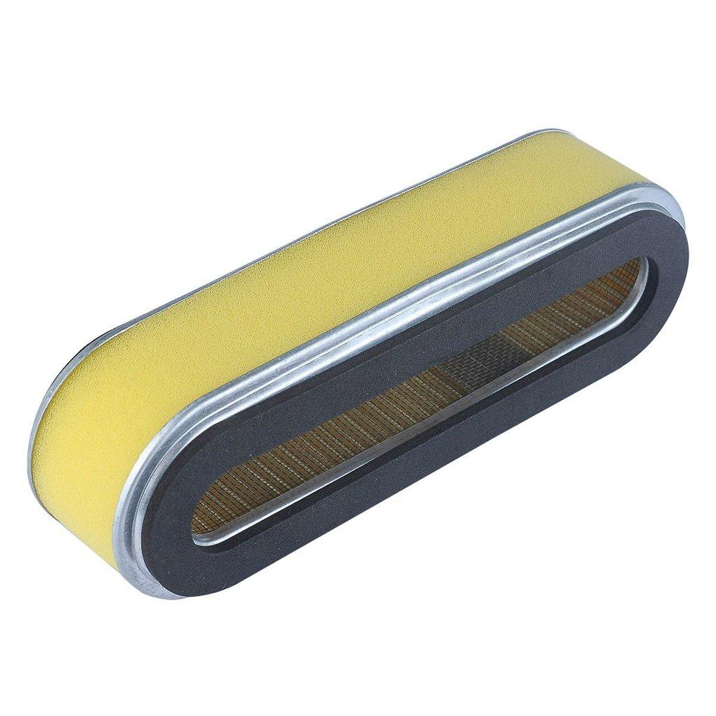 B Blesiya Filtre /à air pour Honda gxv160 hrc216k1ha hrc216k 17211ze7w03 Tondeuse