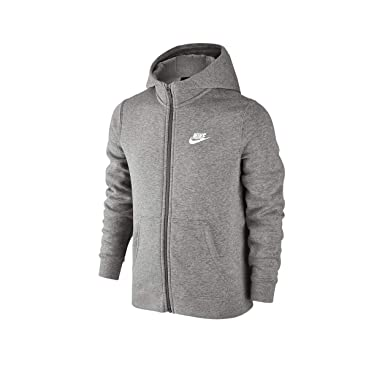 30a94993e5d5 NIKE Boy s Performance Full Zip Training Hoodie Zip Up Hooded Sweatshirts