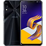 ASUS Zenfone 5 ZE620KL Global Version 4G Mobile Phone Notch 6.2 Inch 19:9 FHD+ 2246 * 1080P Android 8.0 Qualcomm Snapdragon 636 4GB+64GB 12MP+8MP Dura Rear Camera NFC BT5.0 3300mAh