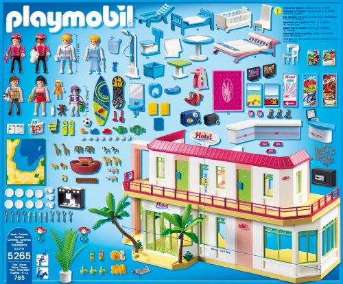 playmobil hotel zubehör