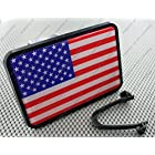 United States American Usa Flag Tow Hitch Cover Rectangular
