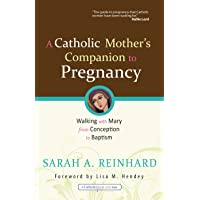 A Catholic Mother's Companion to Pregnancy: Walking with Mary from Conception to Baptism (CatholicMom.com Book)